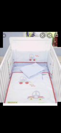 Cot bedding bundle