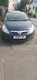 Vauxhall corsa 1.3tdci