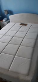 Tempur double mattress