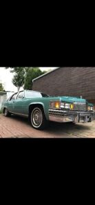 Cadillac Fleetwood Brougham 1979 Impeccable!