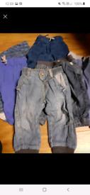 Boys clothes bundle 6-9months.