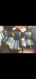 Vintage/Antique Chair Set