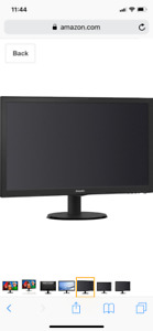 "Philips 24"" 1080p FHD 60Hz 1ms GTG LED Gaming Monitor"