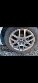 Vw Montreal golf gti bbs alloy wheels alloys tyres bora
