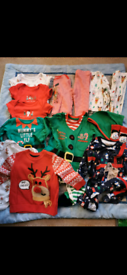 6-9 month Christmas clothes