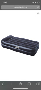 Broadstone Premium Air Mattress, Twin