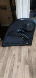 Audi A3 8v saloon rear right leather door card