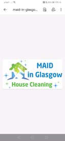 Maid in Glasgow cleaning services Newton mearns, Giffnock, Clarkston
