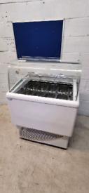 Interlevin Carisma Ice Cream Display Freezer!