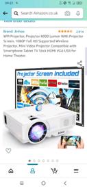Projector wifi