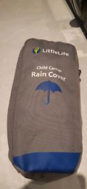 Rain cove. Littlelife child carrier