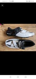Bont cycling shoes Eu45