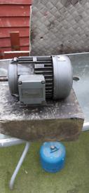 3 phrase electric motor