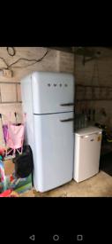 SMEG. FAB30LFA fridge freezer