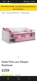 Brand new girls cabin bed