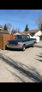 1996 Ford F-150 Truck For Sale