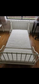 Ikea toddler extendable bed