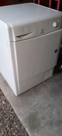 Indeset condenser tumble dryer