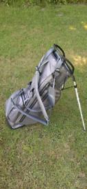 New Lightweight Waterproof Golf Stand & Trolley Bag