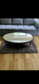 M&s coffee table and console table