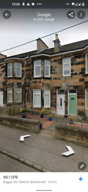 FOR SALE 2 bed upper floor flat cleland Motherwell