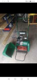 WANTED Qualcast 35s 43s Suffolk punch petrol lawn mower, scarifier