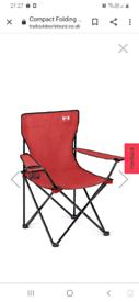 Folding chair £5