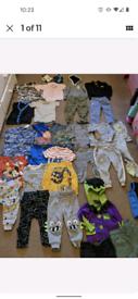 Boys Clothes Bundle 12-18/18-24mths