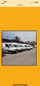 WE SELL ONLY SPRINTERS !!! 2010 SPRINTER'S $9999  APPROVED CALL