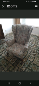 Parker Knoll wingback chair (reasonable offers invited)