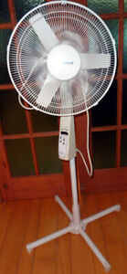 """Honeywell® 16"""" Whole Room Stand Fan With Remote"""