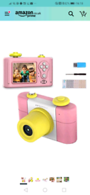 Digital kiddies camera