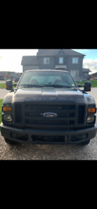 Ford F-250 4WD 4x4  (2009)
