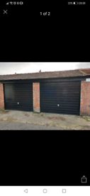 Garage to let, lockup to rent