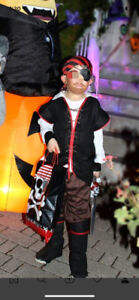 Boy Pirate Costume Medium