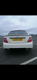 2010 C200 sport amg kitted