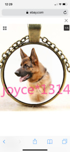 German Shepherd jewellery