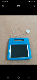 iPad Mini 2. 32gb with case & charger.