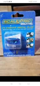 Scalextric digital chip for f1 cars