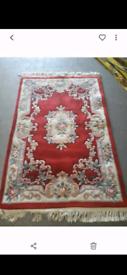 Chinese 💯 wool rugs