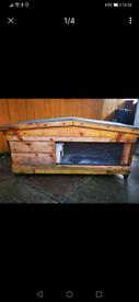 Rabbit Guinea pig hut