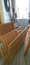 Cot bed from birth