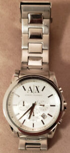 A|X 2058 Armani Exchange Men's Stainless Steel Watch