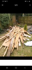 Free Dry Fire Wood