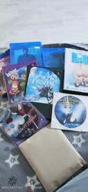 3D BLU-RAY DVD'S