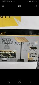 Menu Stand