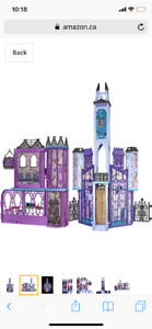Monster High Dollhouse
