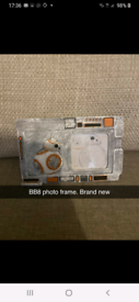 Bb8 photo frame