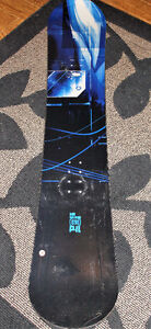 Snowboard - 60 Inches - Blue