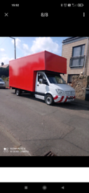 Short notice removal man and van piano movers full house